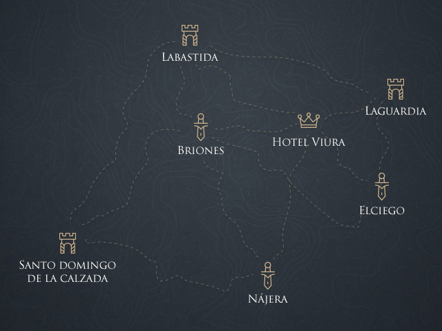 Viaje a nuestros 7 reinos de leyenda
