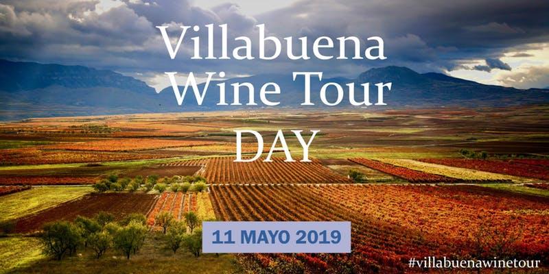 ¡Llega el Villabuena Wine Tour Day!