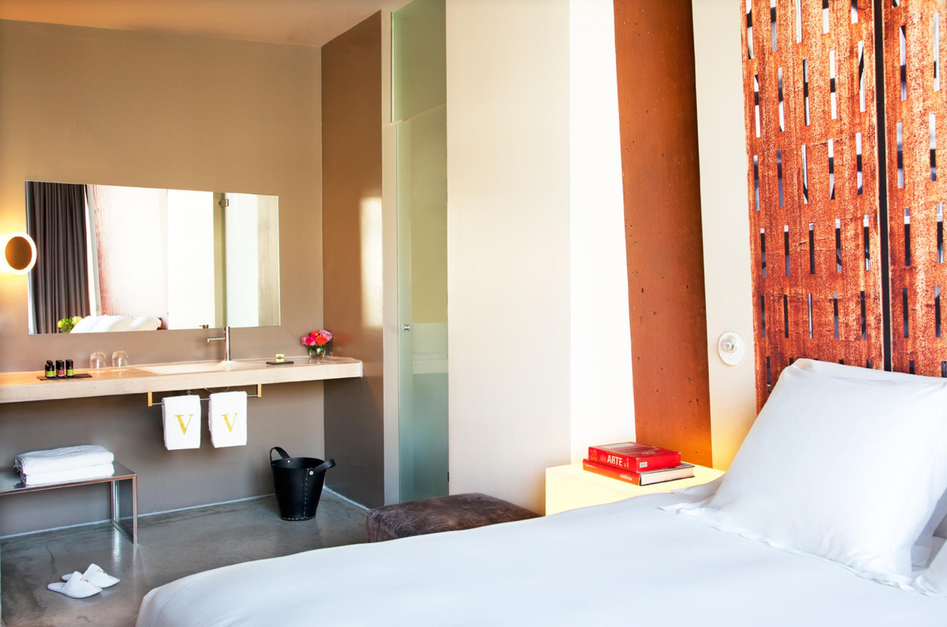 Boutique hotel viura room